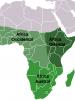 Tenete d'occhio l'Africa